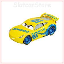 "Carrera Evolution 27540 Disney Pixar Cars 3 ""Dinoco Cruz"" 1:32 Slotcar Auto"