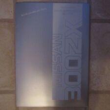 NISSAN 300ZX 300 ZX Z32 Salone Internazionale Dell'Auto Torino Brochure 1990