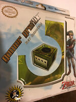 THE LEGEND OF ZELDA TWILIGHT PRINCESS GAMECUBE GAME SKIN RARE AUTHENTIC LOT LINK