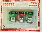 Hobbys Model Garage Equipment Accessorises Sets, Pumps Car Wash Tyres Forecourt