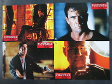 FLETCHER'S VISIONEN - 12 Aushangfotos - Mel Gibson, Julia Roberts