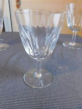 Cristal BACCARAT  modèle Lorraine 1 verre à vin rouge signé réassort