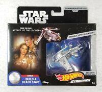 Hot Wheels Star Wars Republic Attack Gunship Commemorative Series 2 Of 9 - New