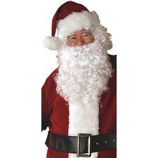 Santa Beard and Wig Set Adult Santa Claus Costume Christmas Fancy Dress