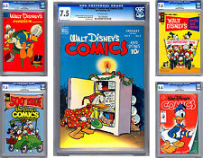 WALT DISNEY'S COMICS & STORIES COLLECTION 100-200-300-400-500-600-700 1949-2009