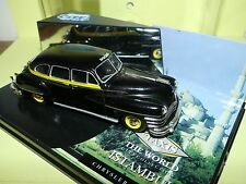CHRYSLER WINDSOR TAXI D'ISTAMBUL VITESSE CT009 1:43