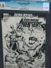 Marvel New Avengers #54 CGC 9.8