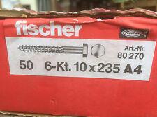 Hervorragend Fischer Schrauben aus Edelstahl für Heimwerker | eBay SK84
