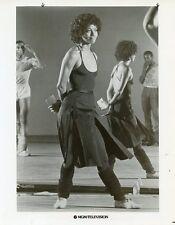 DEBBIE ALLEN IN DANCE STUDIO BUSTY FAME ORIGINAL 1983 NBC TV PHOTO