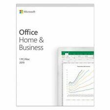 Microsoft Office Home & Business 2019 - Licenza per PC (Windows 10) /Mac (T5D-03209)