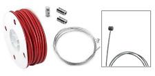 Pack /Kit / Ensemble  gaine et cable pour frein Arrière (1.8M)  Peugeot 103