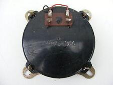 "VINTAGE NORDMENDE  ELECTROSTATIC 3""  TWEETER VALVE TUBE RADIO AMP EL84 el42 el41"