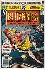 L1537: Blitzkrieg #4, Vol 1, VF+-NM Condition