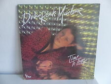 DISCO ROCK MACHINE Time to love LD 8539 Vinyle rouge