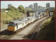 POSTCARD C5-7 COAL SECTOR CLASS 31 LOCO NO 31200 & 31276 'CALDER HALL POWER STAT