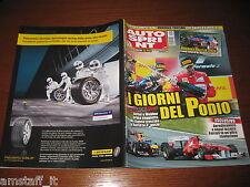 AUTOSPRINT 2011/19=GP F1 TURCHIA=RALLY SARDEGNA LOEB=LAMBORGHINI AVENTADOR LP700