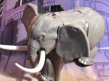 Transformers Beast Wars IRONHIDE complete Iron Hide Magnaboss Elephant