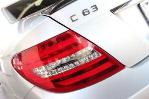 Mercedes-Benz W204 C-Class Genuine Left Tail Light,Lamp C250 C300 C350 C63 AMG