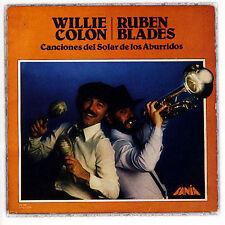 Canciones del solar de los Aburridos, Blades, Colon, Good Original recording rem
