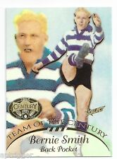 1996 Select Hall of Fame Team of the Century (TC 2) Bernie SMITH Geelong