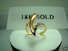 18 k  RING 750 Gold NEU