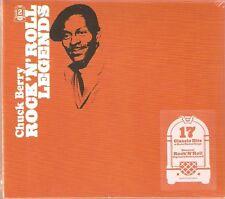 CHUCK BERRY ROCK 'N' ROLL LEGENDS CD 17 GREAT SONGS