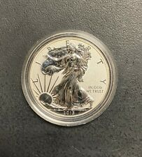 2013-W U.S. SILVER AMERICAN EAGLE REVERSE PROOF ISSUE 1 OZ COIN! NR!