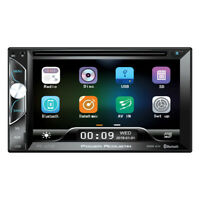 POWER ACOUSTIK PD-620HB 2 DIN DVD/CD Player SD Bluetooth USB Android Link