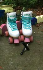 Impala Roller skates SIZE 7 White- LN!! Seriously!