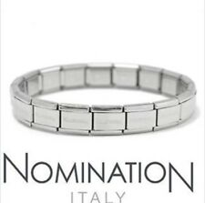 Genuine Classic Nomination Starter Bracelet of 18 Links