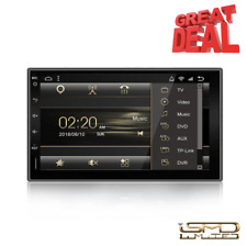 """7"""" Touch Screen Car Stereo Radio Core 4G WIFI bluetooth RDS GPS FOR Android 9.0"""