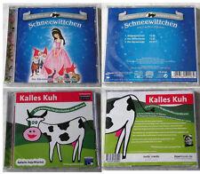 Für Kinder: Schneewittchen / 24 Tiergeschichten zum Mitraten.. 2 x CD OVP/NEU