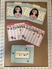 New Mary Engelbreit File Folders set of 5 Adorable