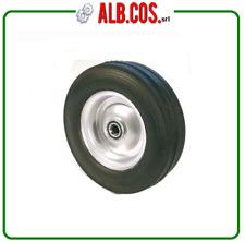 Ruota pneumatico per ranghinatore su doppi cuscinetti 16 x 6.50 - 8  tele 6