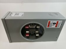 100A 600V Meter Sockets BE1-TCV  New In Box