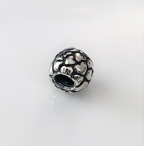 NEW AUTHENTIC PANDORA Charm Bead 790174 Multiple Love Hearts Sterling Silver $35