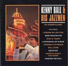Kenny Ball & His Jazzmen - In Disneyland - CD Album Jazz