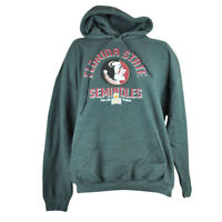 NCAA FSU Florida State Seminoles Noles Orange Bowl Hooded Sweater OB3014