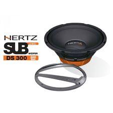 Hertz DS 300 subwoofer 30 cm con griglia 300 watts Subwoofer da 30 cm con grigli
