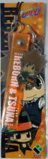 Hitman Reborn Reborn and Tsuna Metal Phone Strap Anime Manga Licensed NEW