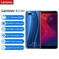 LENOVO K5 PLAY L38011 3GB 32GB 4G MOBILE PHONE 5.7'' SNAPDRAGON