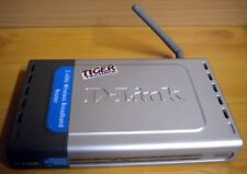D-Link DI-614+ 2.4 GHZ Wireless Broadband Router 22 Mbps Ver: B1* nw455