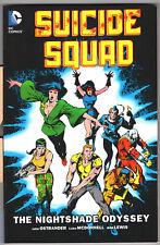 Suicide Squad vol 2 Nightshade Odyssey tpb, Ostrander, Giffen, McDonnell