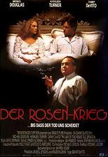 35mm-Trailer DER ROSENKRIEG Michael Douglas, Kathleen Turner, Danny DeVito 1989