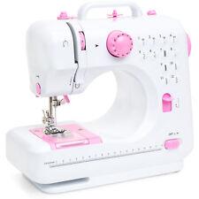 BCP 6V Compact Sewing Machine w/ 12 Stitch Patterns - White