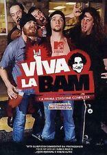 Dvd MTV VIVA LA BAM - Stagione 1 (2 Dvd) ......NUOVO