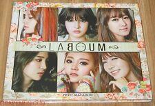 LABOUM LA BOUM Petit Macaron 1ST SINGLE K-POP CD SEALED