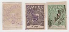 Dominican Rep revenue Cinderella stamp 6-22-21-3b