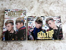 GD & TOP from Bigbang Oh Yeah feat. BOM from 2NE1 1st Press Limited Japan CD+DVD