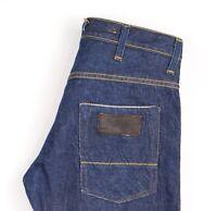 Wrangler Hommes Spencer Slim Jeans Jambe Droite Taille W30 L32 ATZ1654